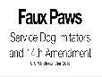 C-SPAN StudentCam 2018 Honorable Mention - Faux Paws