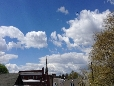 Raw: Clouds in Southside Bethlehem Time Lapse 2015-05-02