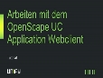 OpenScape Webclient_GERMAN_19012015