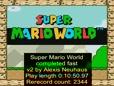 Super Mario World Beaten in 12 minutes