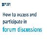 Forums (computer)