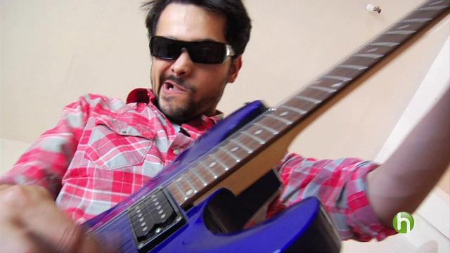 MysteryGuitarMan: How To Make a Music Video of Your Band