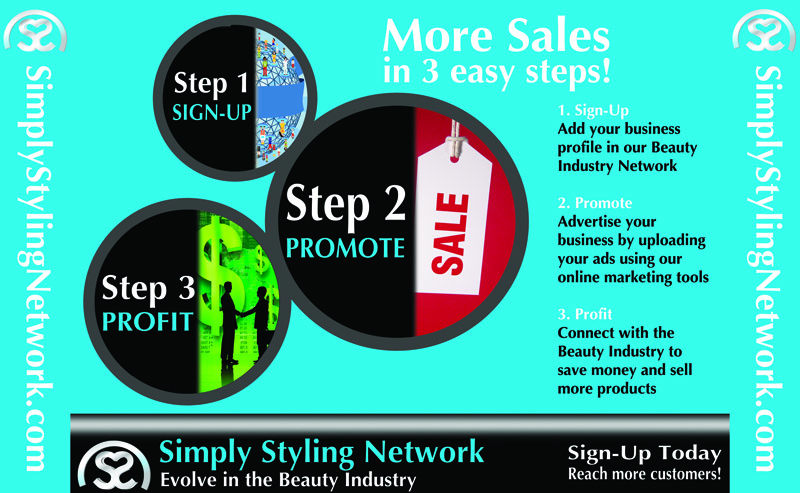Simply Styling Network Summer Deal Blast