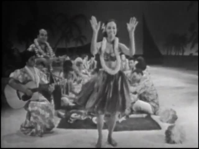 Revue 62 Episode 19 - Hawaiian segment 1962