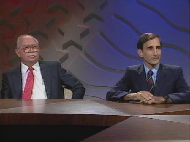 Election Live : Sept. 28, 1988