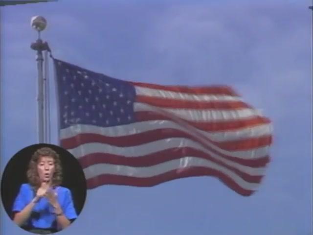 DIALOG : The Flag (1989)