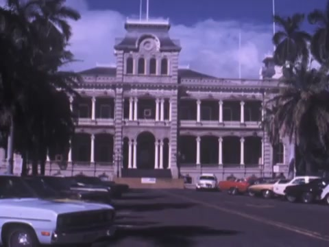 ʻIolani Palace Restoration reel 41 4/6/78, 9/22/78, and 9/24/78