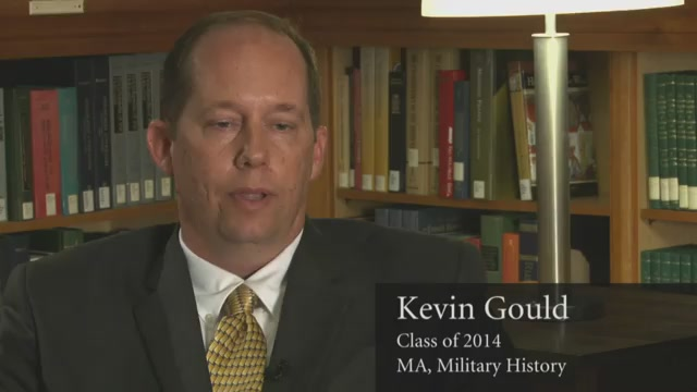 How an Master of Arts in Military History Degree Can Impact Your ...