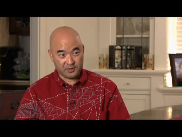 "Interview with Daniel ""Ken"" Inouye Jr."