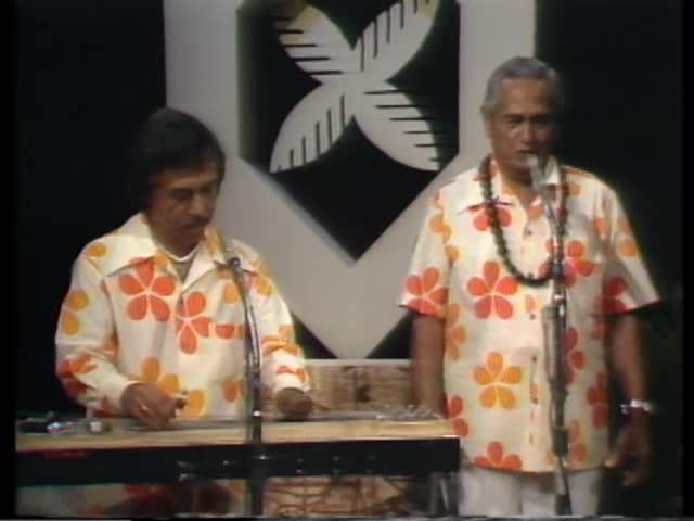"""Pau Hana Years : Joseph """"Papa"""" Kanae 1/31/76"""