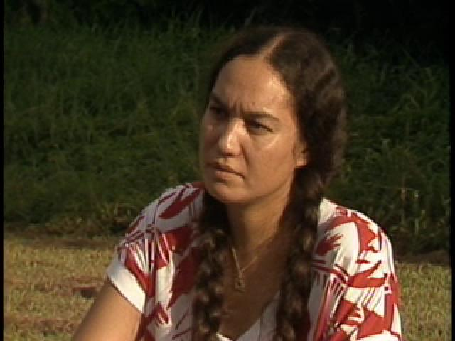 Interview with Mililani Trask on ceded lands