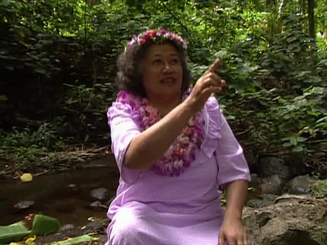 "Interview with Hawaiian Language Professor Rubellite ""Ruby"" Johnson tape 3"