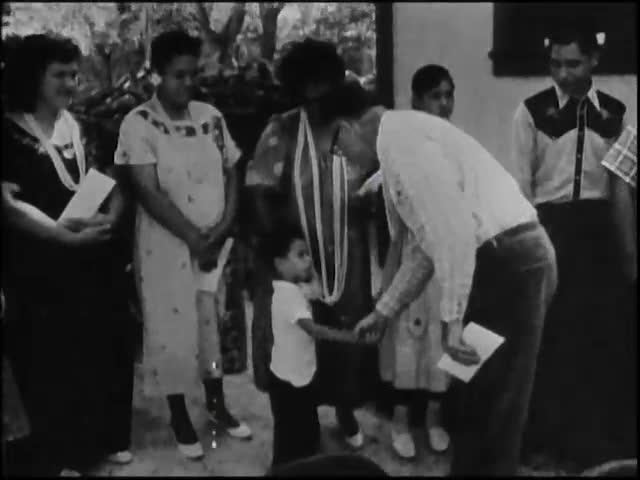 Niʻihau Tour, 1962