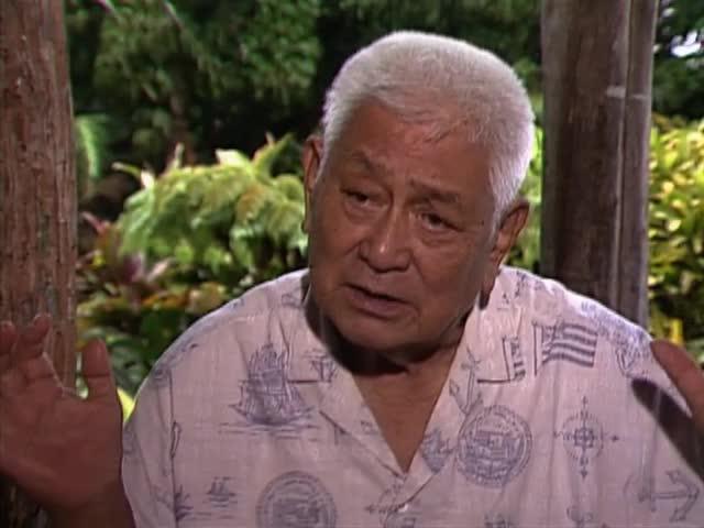 """""""Hawaiian Medicine Man"""" Kahuna lāʻau lapaʻau Henry Auwae tape 2"""