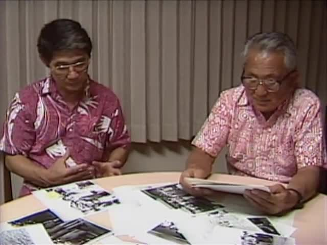 Interview with Franklin Odo; Interview with Ralph Toyota, Ted Tsukiyama, and Ralph Yempuku tape 5 3/8/88