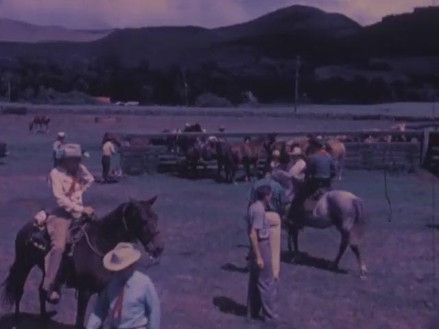 Paniolo Ride, 1953