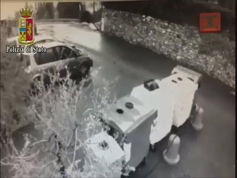 Rapina a mano armata e furto: nuovi guai per la banda di Marietto Rossi
