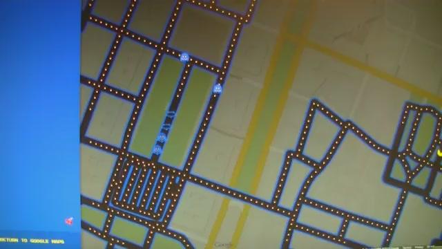 Giocare a Pac-Man sulle strade di Genova? Adesso si può