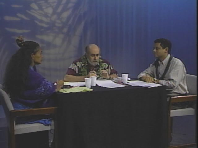 First Friday : The Unauthorized News : Sovereignty Struggle (April 1996)