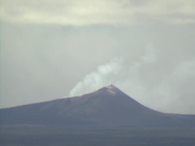 B-roll scenics Volcanoes National Park tape 1