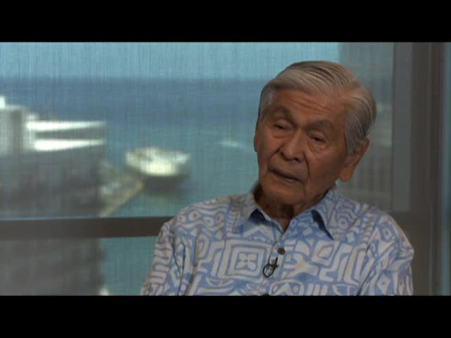 Interview with Governor George Ariyoshi