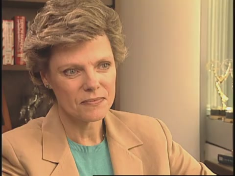 Interview with Cokie Roberts