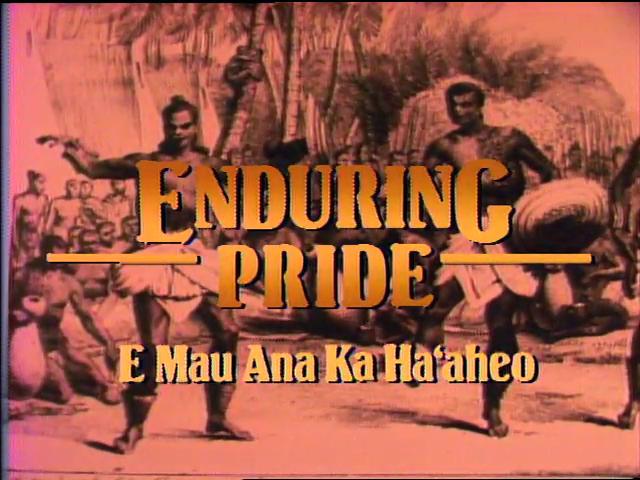 Enduring Pride
