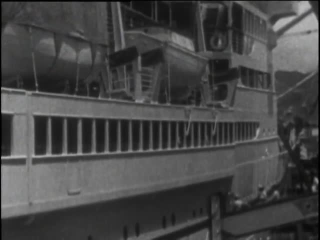 Waikīkī, Honolulu Boat Day 1935