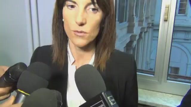 Le dichiarazioni di Raffaella Paita dopo l'interrogatorio davanti ai Pm di Genova