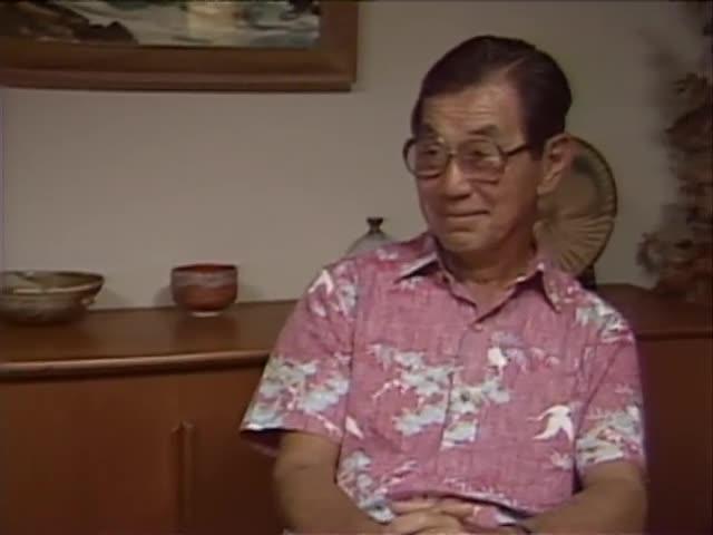 Interview with Ralph Toyota, Ted Tsukiyama, and Ralph Yempuku tape 4 3/8/88