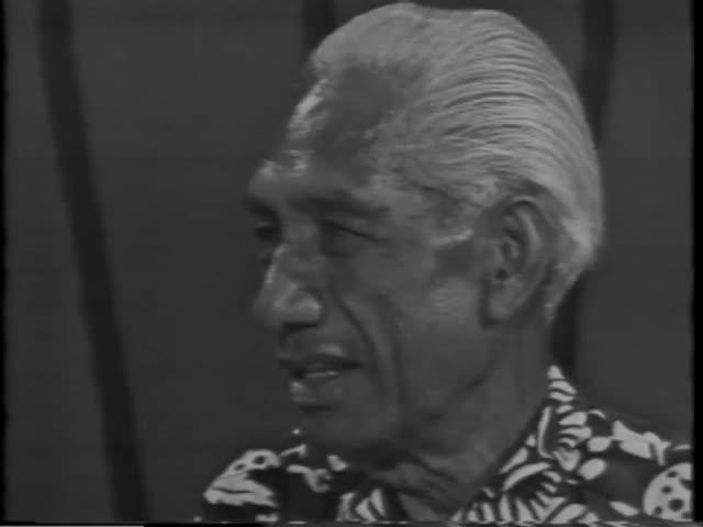 Pau Hana Years : Duke Kahanamoku; 1966