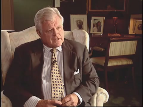 Interview with Ted Kennedy