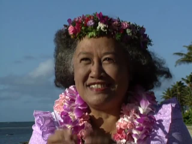 "Interview with Hawaiian Language Professor Rubellite ""Ruby"" Johnson tape 2"
