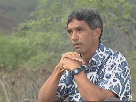 Interview with Nainoa Thompson