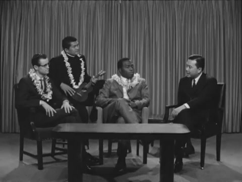 Civil Rights Report with Charles Campbell, Reverend Dr. Akaka, and Reverend Lawrence Jones 1964