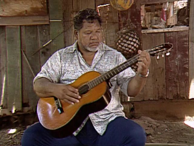 "Interview with Anna Goodhue and Roland ""Lale"" Kaʻalekahi recoreded at Goodhue's house on Molokaʻi 1989"