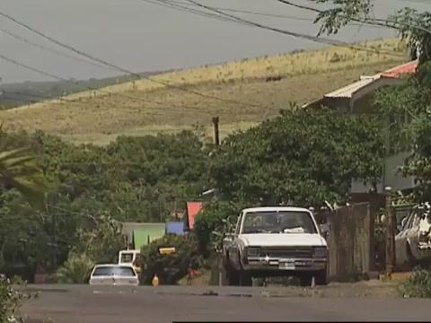 Houses in Naʻalehu