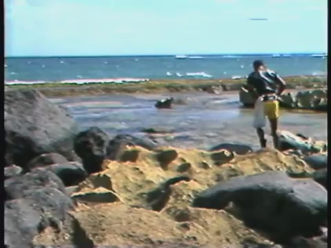 Hawaiian Survival and the Sea with Uncle Les Kuloloio