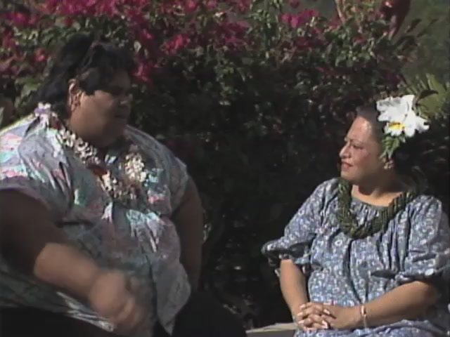 Interview with the Makaha Sons of Niʻihau (outside)