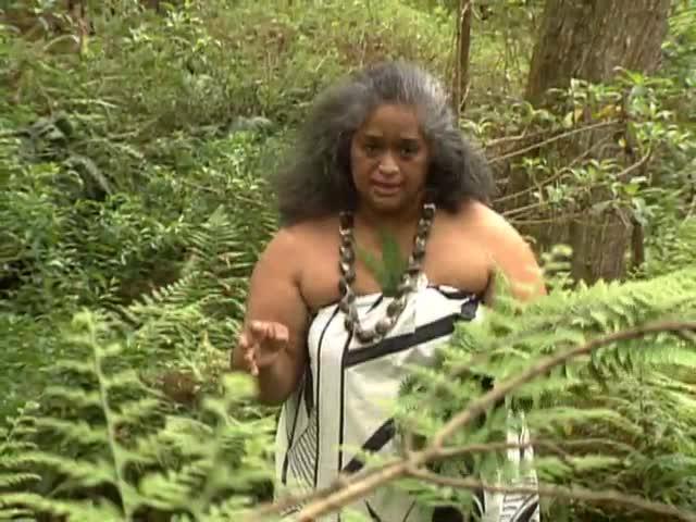 Interview and lei making with Kumu Hula Pualani Kanakaʻole Kanahele