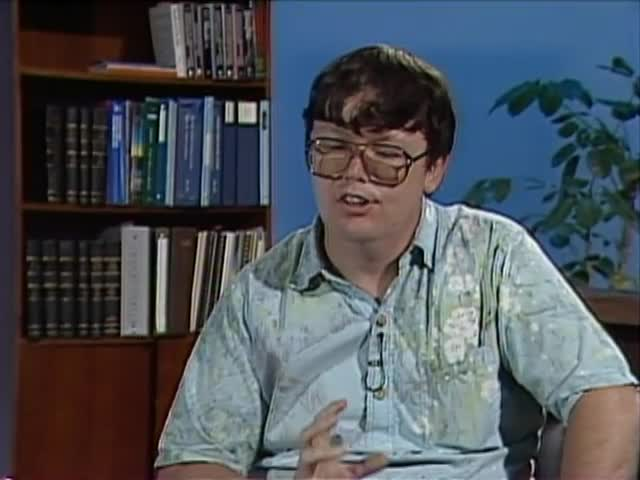 "Interview with Dr. William ""Bill"" Puette tape 2 circa 1986"