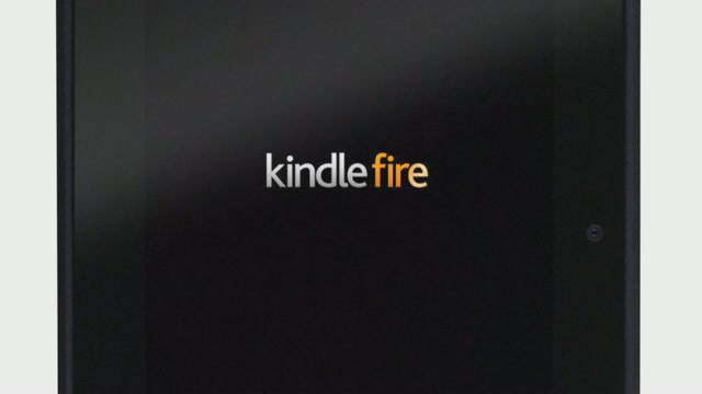 Kindle Fire HD: Getting Started