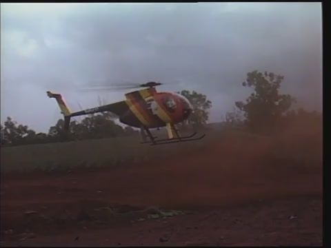 Helicopter Crash, 5/13/88