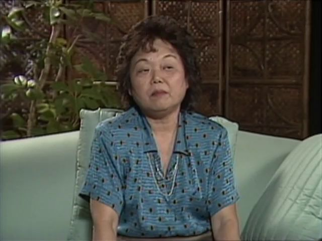 Interview with Patsy Mink tape 1 7/15/86