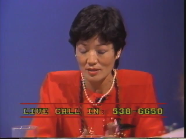 First Friday : The Unauthorized News : Legislation; Interview with Mazie Hirono (May 1987)