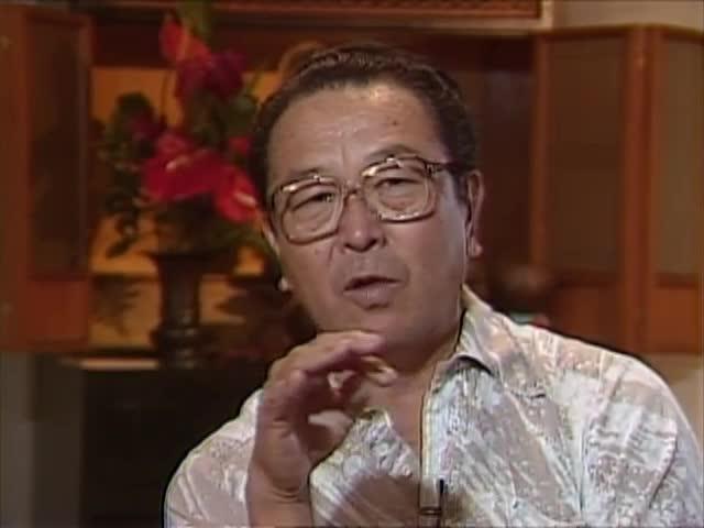 Interview with Bishop Yoshiaki Fujitani tape 5 3/4/88