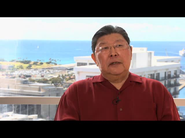 Interview with Jeffrey N. Watanabe