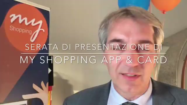 MyShopping, presentata l'app & card dello shopping varesino