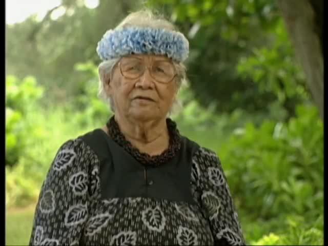 Interview with Lilia Wahinemaikaʻi Hale [Mama Hale] 10/21/95 tape 1
