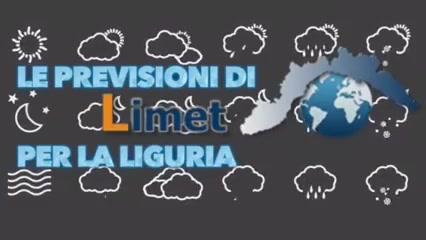 Meteo Liguria, nubi sparse in un contesto di variabilità
